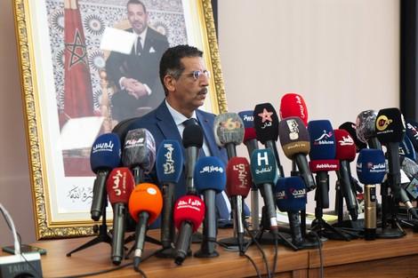 الخيام يكشف عن أخطر ما تم حجزه لدى الخلية الإرهابية المفككة بأربع مدن وأهدافها