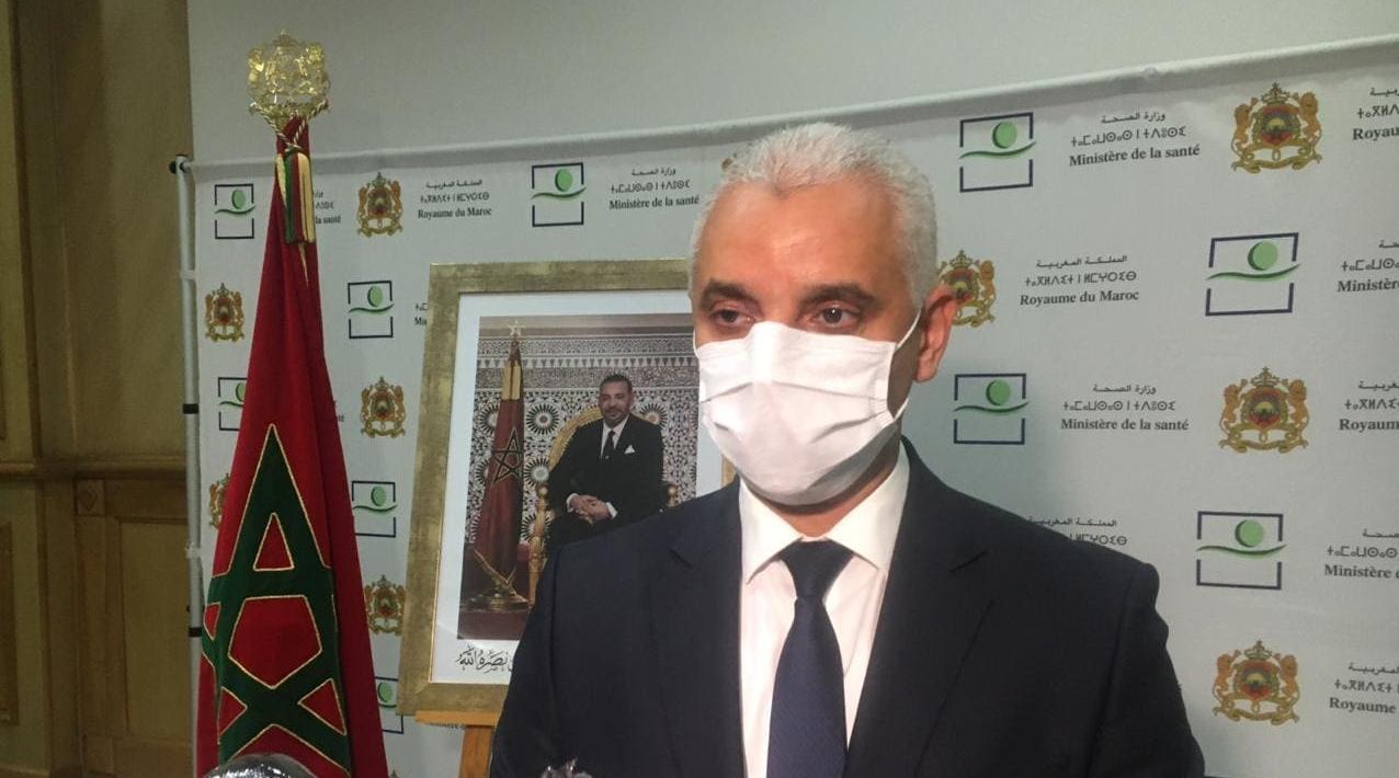 وزير الصحة: نسعى أن يكون المواطنون المغاربة من أوائل المستفيدين من لقاح كورونا