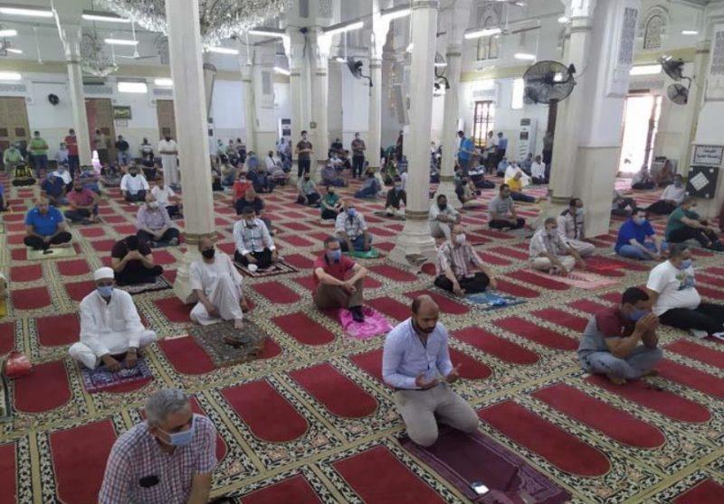 وزير الأوقاف يتحدث عن امكانية عودة اقامة صلاة الجمعة بالمساجد في المغرب
