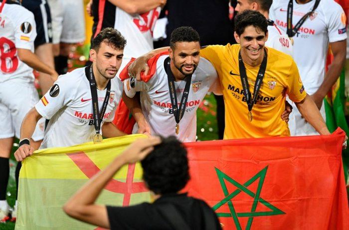 منير الحدادي ينتظر حسم قرار لعبه مع المغرب