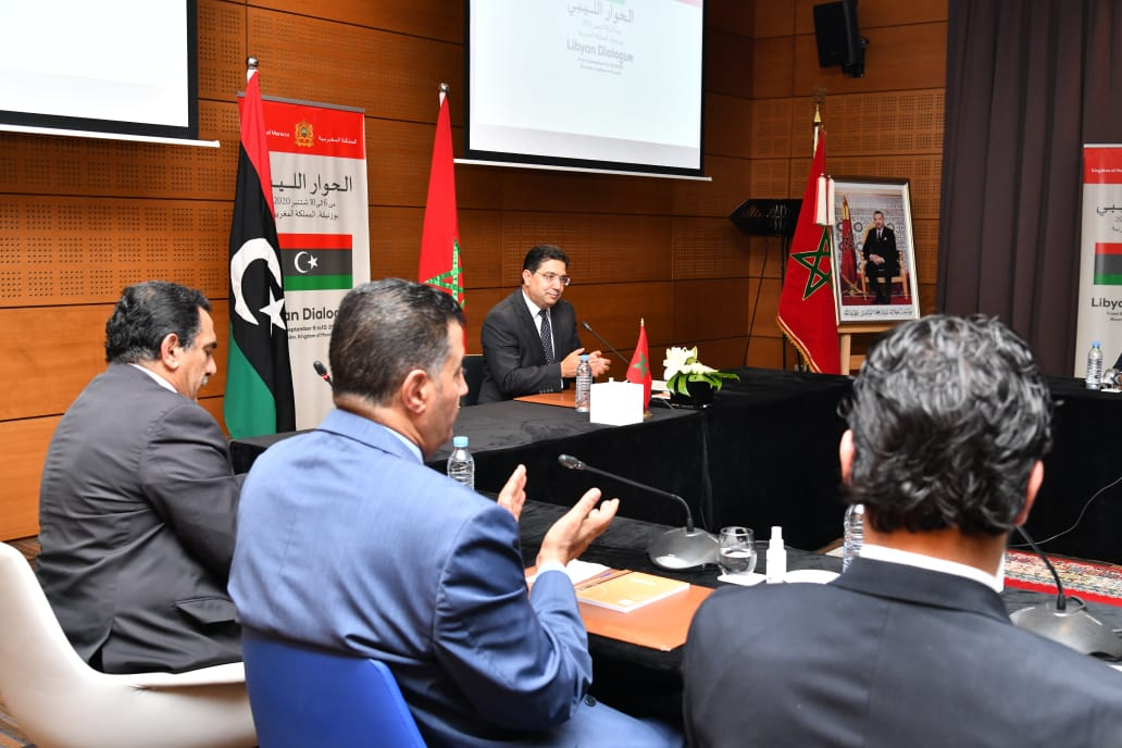 ردود فعل دولية مشيدة بالدور الاستراتيجي للمغرب تحت قيادة الملك في إنجاح الحوار الليبي