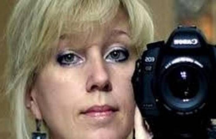 صحفية روسية
