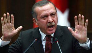 إردوغان يرد على تصويره في رسم كاريكاتوري لشارلي ايبدو ويفاجأ الجميع بما قاله