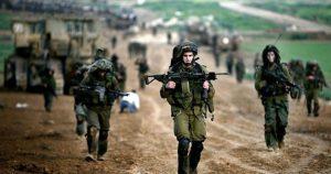 الجيش الاسرائلي يتدرب على اجتياح لبنان و سوريا