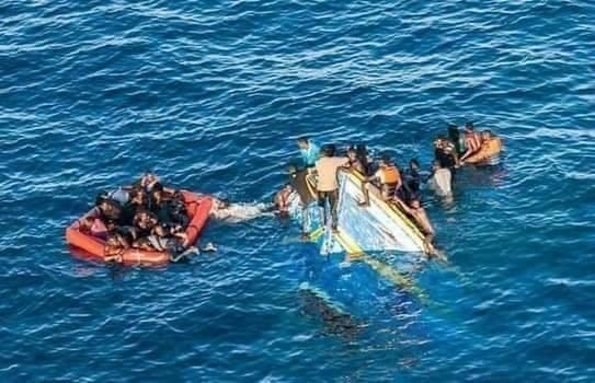 مصرع 4 مهاجرين سريين ابحروا من سواحل الريف رفقة 39 اخرين