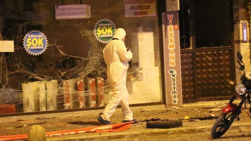 انفجار كبير يهز مدينة إسكندرون جنوبي تركيا