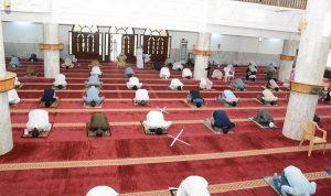 هام للمصلين الراغبين في أداء صلاة الجمعة بالمساجد.. هذه مجموعة من التوصيات وجب احترامها