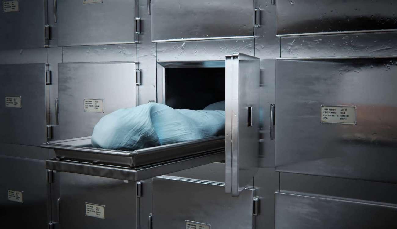 """شاهد بالفيديو لحظة عودة """"ميت"""" إلى الحياة بعد 20 ساعة من وفاته"""