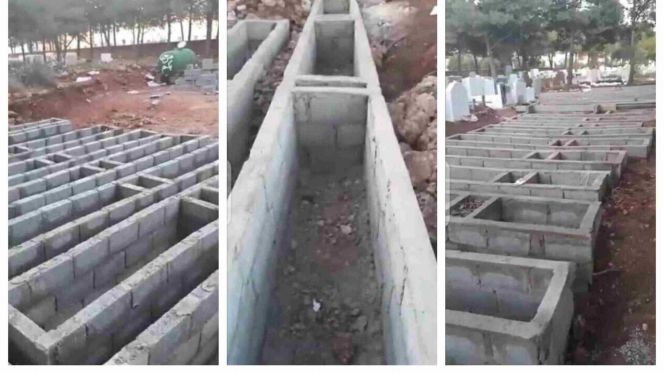 سابقة..رئيس جماعة من البيجيدي يفاجئ ساكنة صفرو بمشروع بناء قبور اسمنتية لدفن موتى المسلمين!!