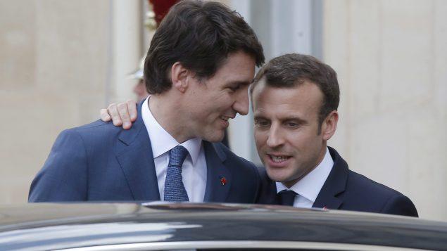 """ردا على ماكرون.. رئيس وزراء كندا: حرية التعبير """"ليست بلا حدود"""""""