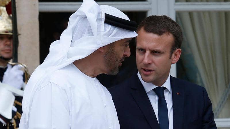 الامارات تدعم اساءة ماكرون للإسلام والرسول ﷺ