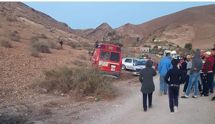 العثور على جثة هامدة بمنطقة جبل سيدي عثمان بزايو ضواحي الناظور