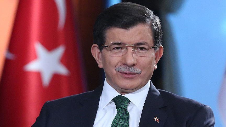 """بعد استقالته من العدالة والتنمية..أحمد داوود أوغلو رئيسا لحزب """"المستقبل"""" في تركيا"""