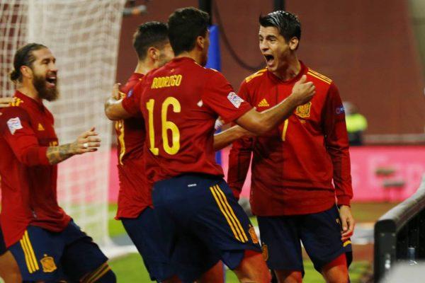 إسبانيا تكتسح ألمانيا بسداسية وتتأهل لنصف نهائي دوري أمم أوروبا