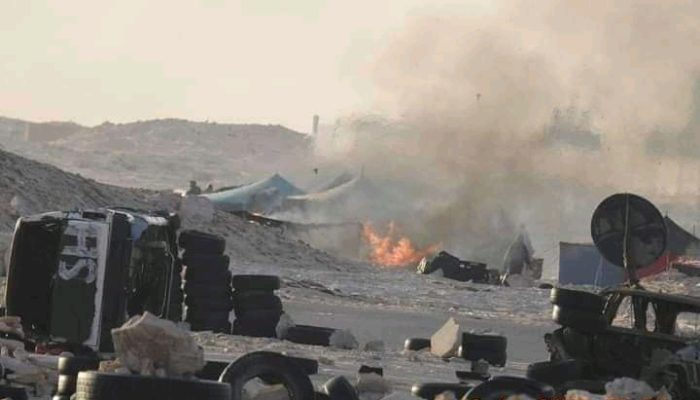 اين تسقط صواريخ مليشيات البوليساريو.. شاهد اكاذيب وشائعات الجيش الوهمي..!!