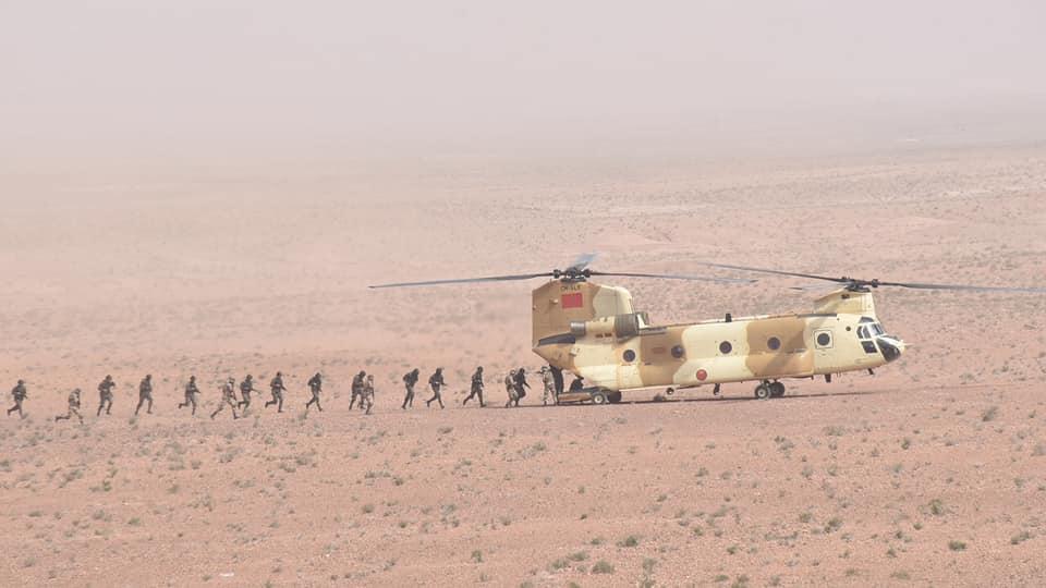 الجيش المغربي ينتظر الضوء الأخضر وقيادات عسكرية تتحرك الى الكركرات..فهل دقت ساعة الصفر؟