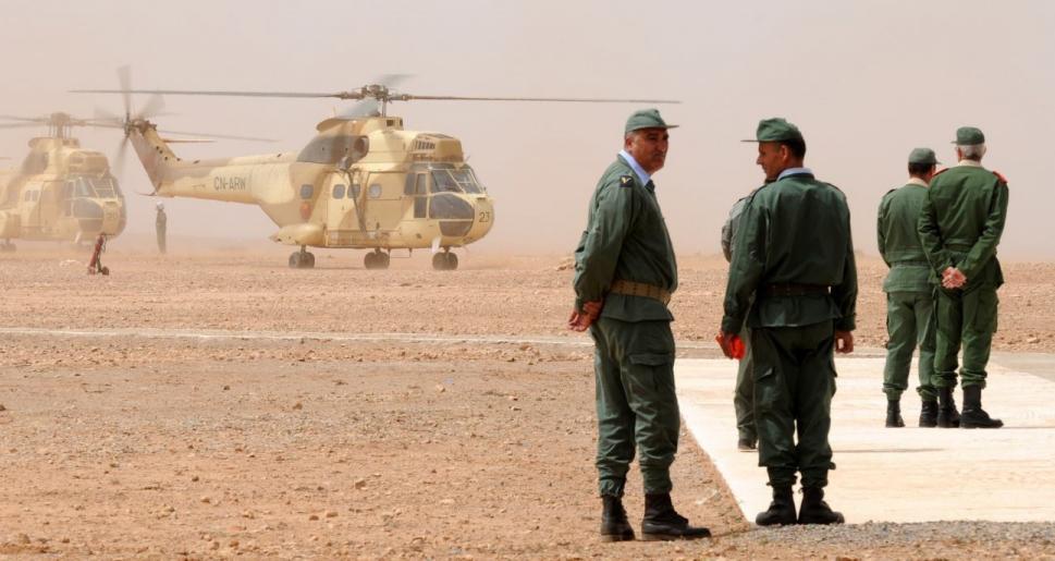 الأحزاب السياسية المغربية تتحرك نحو الكركرات لدعم القوات المسلحة الملكية