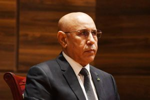 الرئيس الموريتاني