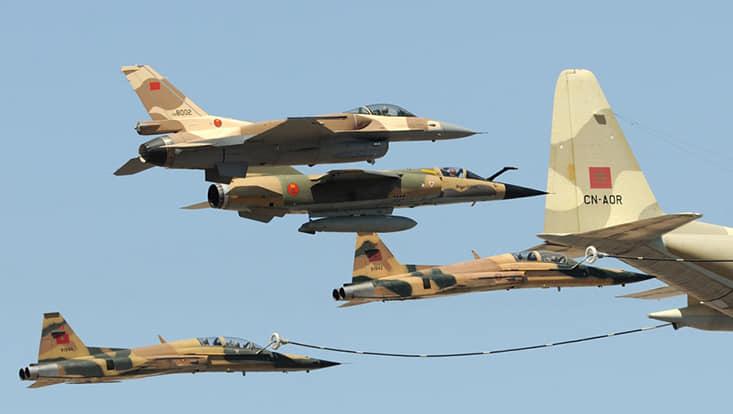 دراسات عالمية تهتم بقوة الجيش المغربي