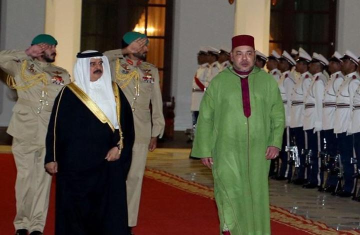 بلاغ الديوان الملكي.. جلالة الملك محمد السادس يتلقى اتصالا هاتفيا من عاهل البحرين..