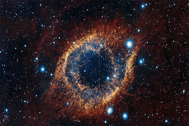 انفجار نجمي غريب يحير علماء الفلك منذ 350 عاما