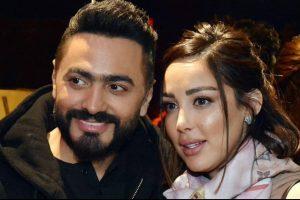 اعلامية تسخر من المغربية بسمة بوسيل زوجة تامر حسني و بطريقة قاسية