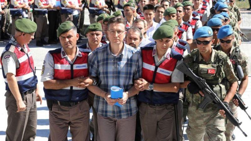 تركيا.. المؤبد لمئات الأشخاص بتهمة الانقلاب على أردوغان في 2016
