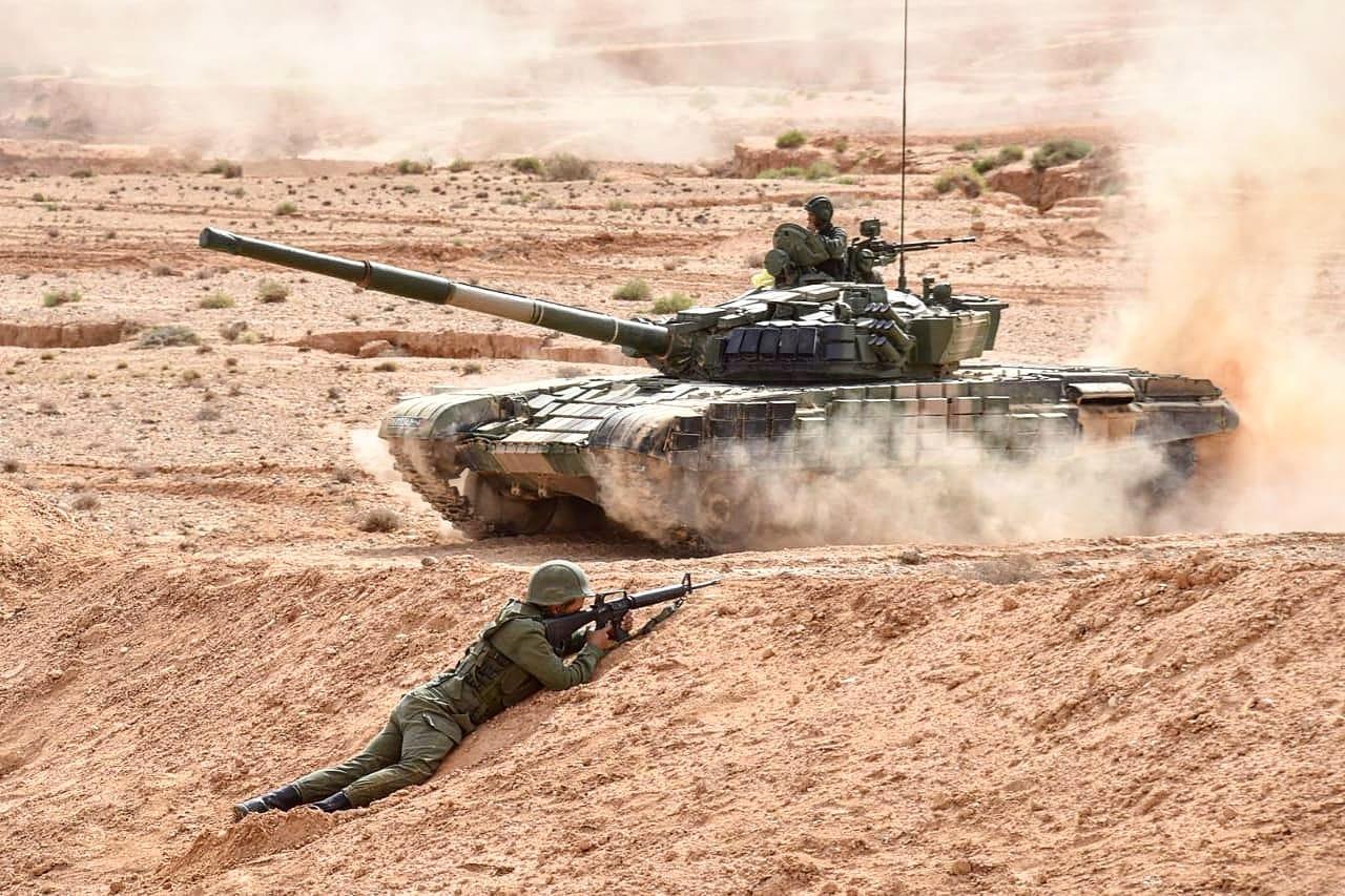 حقيقة استشهاد جندي مرابط ةعلى الحدود في الصحراء المغربية