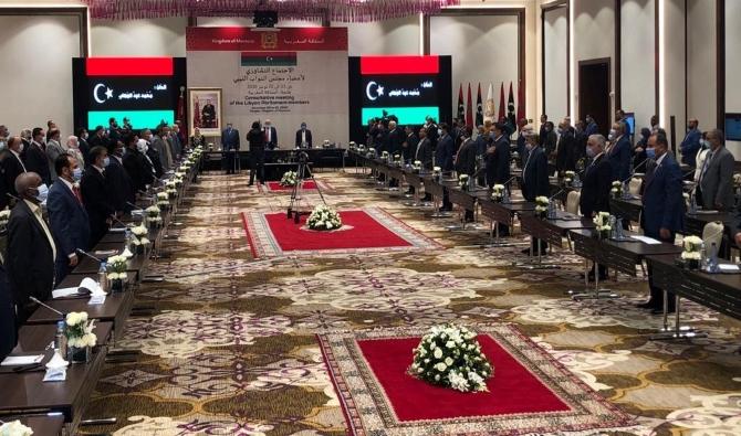 خلاصات الاجتماعات التشاورية لمجلس النواب الليبي بطنجة