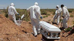 وزارة الصحة وفيات كورونا