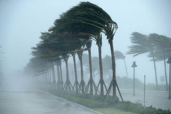 نشرة انذارية خاصة.. رياح قوية وأمطار رعدية بعدد من المناطق