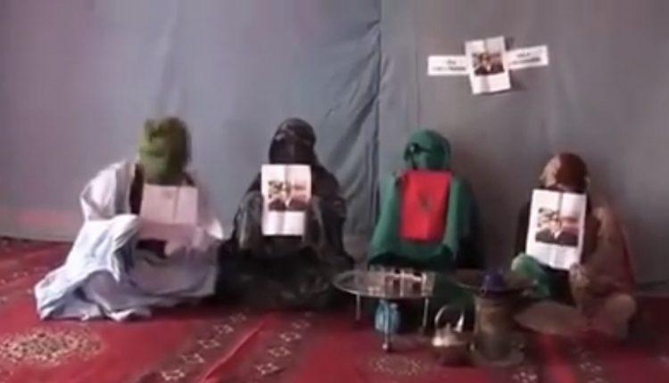 محتجزون بتندوف يطالبون بالعودة لأرض الوطن وإنقاذهم من جحيم مخيمات البوليساريو