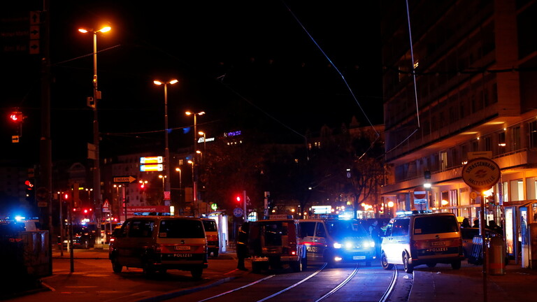 النمسا.. هجوم إرهابي وسط فيينا وأنباء عن مقتل 7 أشخاص