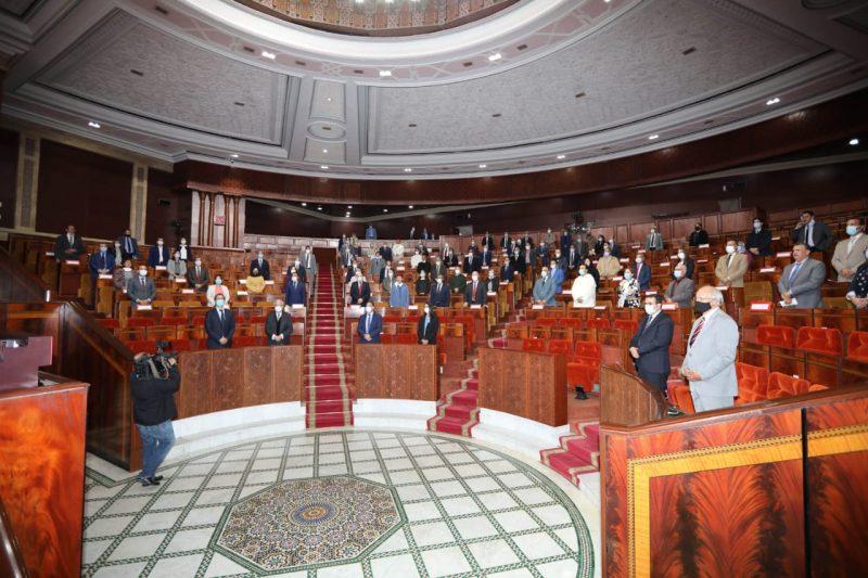 إجماع كافة ممثلي الأمة على تثمين ودعم الخطوات المسؤولة والشجاعة بالكركرات تحت قيادة جلالة الملك