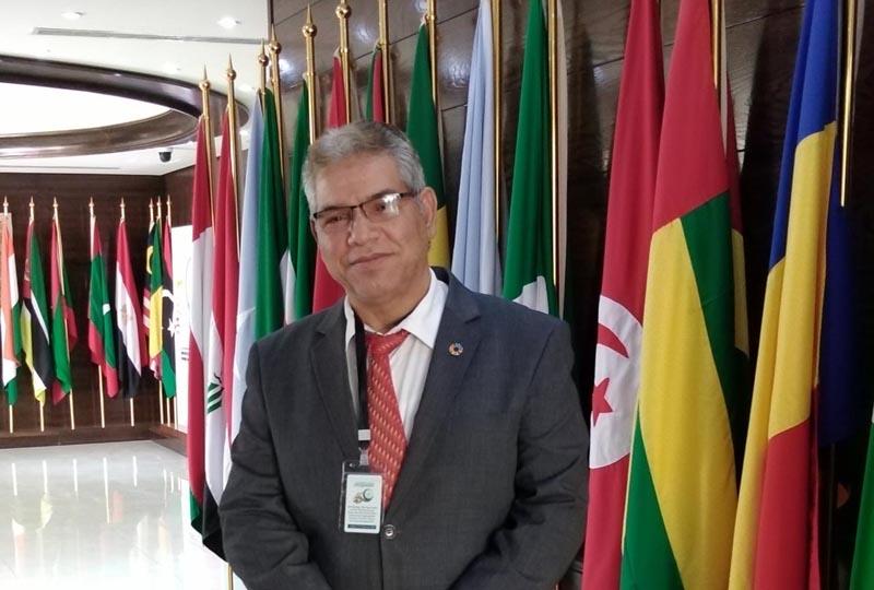 الدكتور أحمد حسن يثمن القرار الأمريكي المكرس لمغربية الصحراء