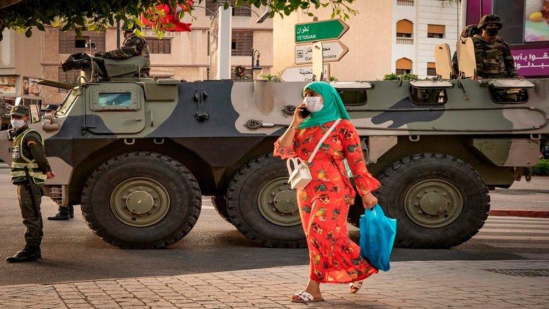 """المغرب يعود """"للحجر"""" ليلة البوناني"""