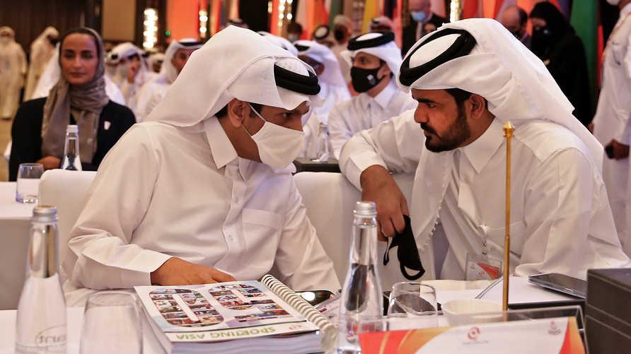 """الدوحة تفوز بحق استضافة الألعاب الأسيوية """"آسياد2030"""""""