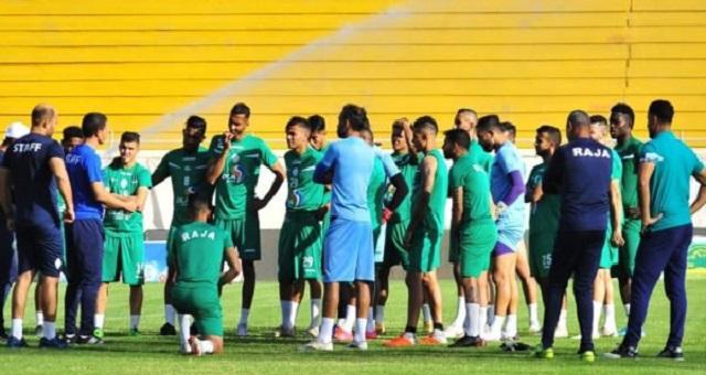 الرجاء الرياضي يتغلب على ضيفه شباب المحمدية ليحافظ على الصدارة
