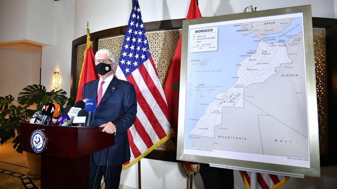 سفير واشنطن بالرباط يقطع الشك باليقين ويؤكد