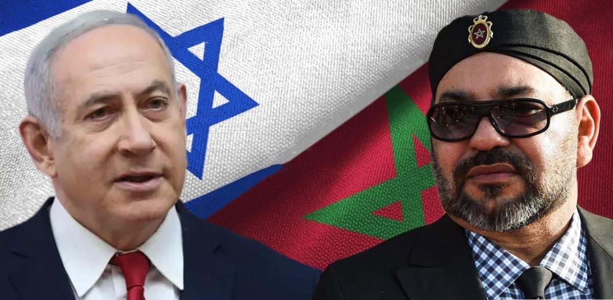 """تحية خاصة للملك محمد السادس من تل أبيب ونتنياهو عاجز عن شكره """"فيديو"""""""