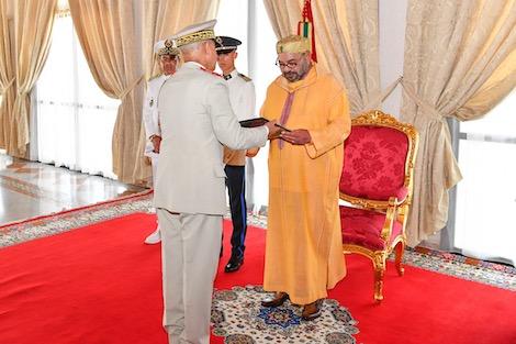 بتعليمات ملكية..الوراق في موريتانيا لثلاثة أيام