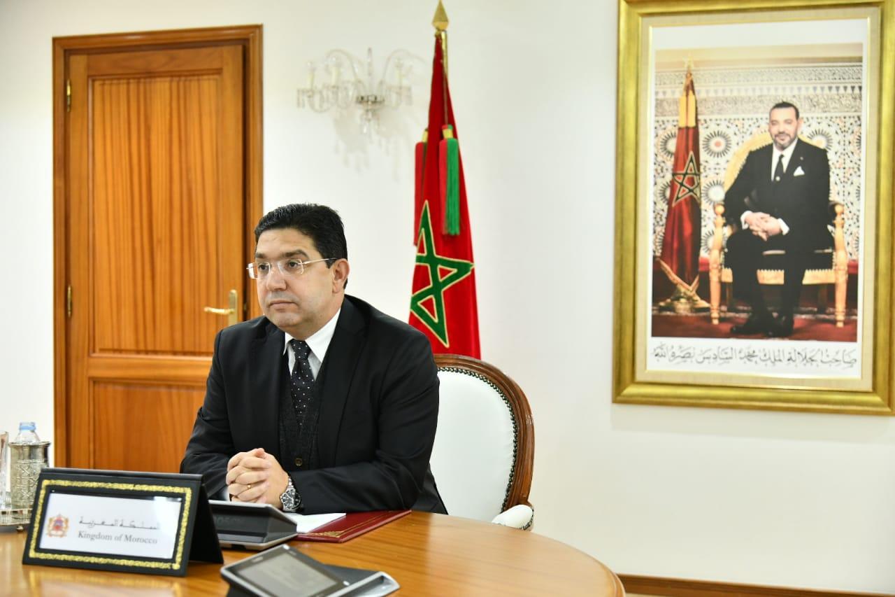 بوريطة: جلالة الملك جعل من التضامن النشط للمغرب لفائدة البلدان الأقل نموا محورا رئيسيا في سياسته الإفريقية