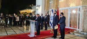 تدشين عهد جديد في العلاقات بين المملكة المغربية ودولة إسرائيل