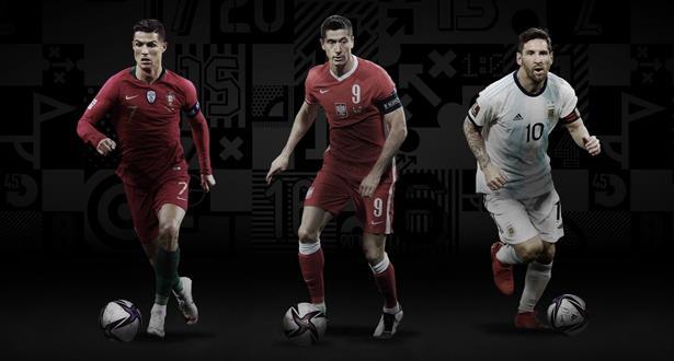 جوائز The Best .. فيفا يكشف أفضل لاعب لعام 2020