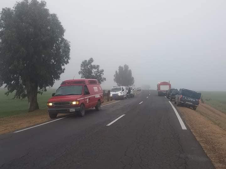 مصرع 4 أشخاص في حادث سير بآسفي