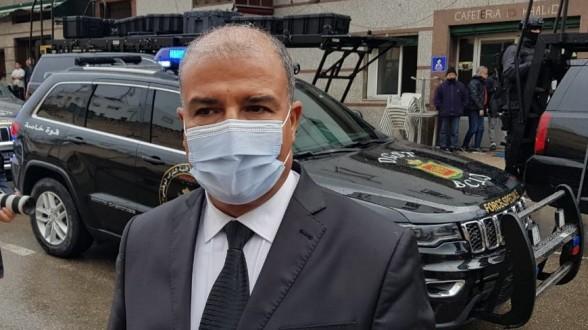 حبوب الشرقاوي: مدير البسيج د الموقوفين لديه قربة مع أحد المقاتلين بسوريا