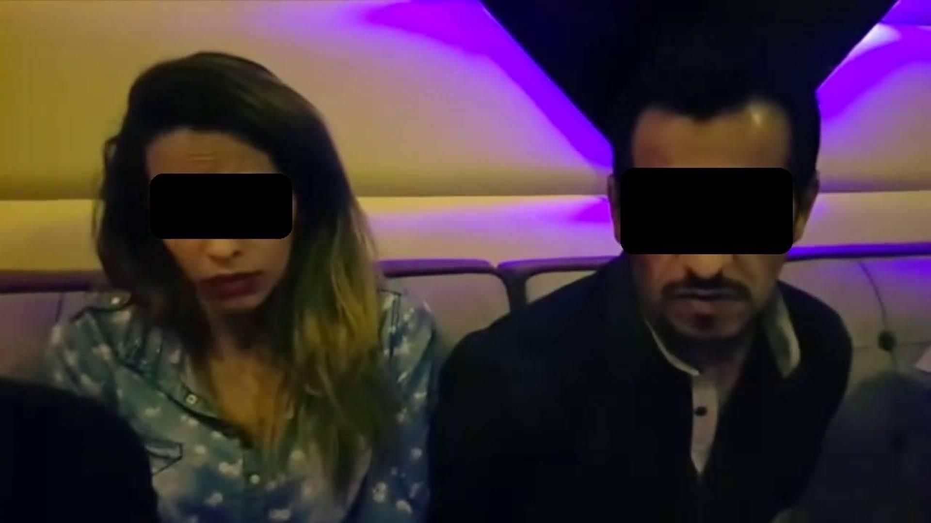 """ضبط زوج يعرض زوجته على راغبي المتعة """"الحرام"""" في مواقع التواصل الإجتماعي .."""
