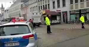 مقتل شخصين في حادث دهس وقع في مدينة ألمانية