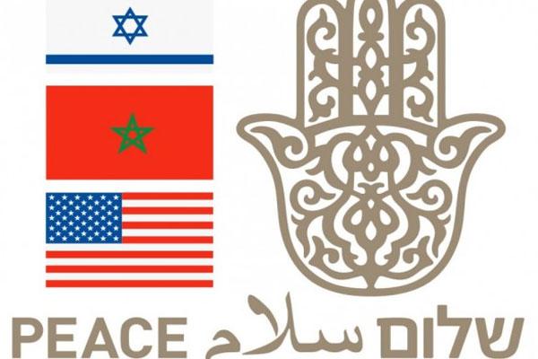 """صحيفة إسرائيلية تكشف تفاصيل أول رحلة إلى المغرب عبر طائرة مزينة بـ """"خميسة"""""""