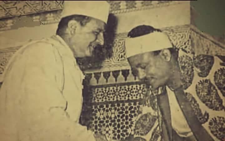 ابن الشيخ المصري عبد الباسط يكشف وصية والده وعلاقتها بالملك محمد الخامس